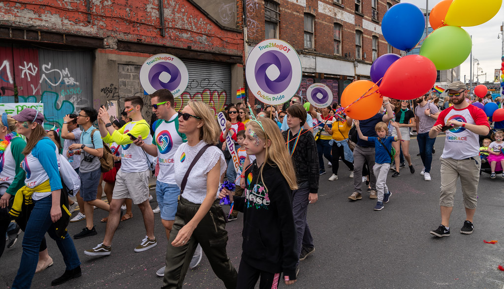 DUBLIN LGBTQ PRIDE PARADE 2019 [NEAR MOSS STREET - TALBOT BRIDGE]-153892