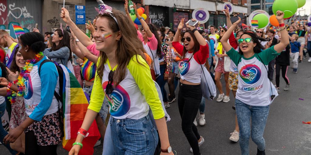 DUBLIN LGBTQ PRIDE PARADE 2019 [NEAR MOSS STREET - TALBOT BRIDGE]-153890