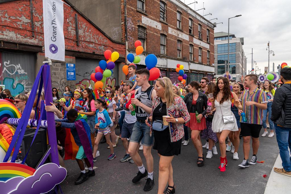 DUBLIN LGBTQ PRIDE PARADE 2019 [NEAR MOSS STREET - TALBOT BRIDGE]-153886