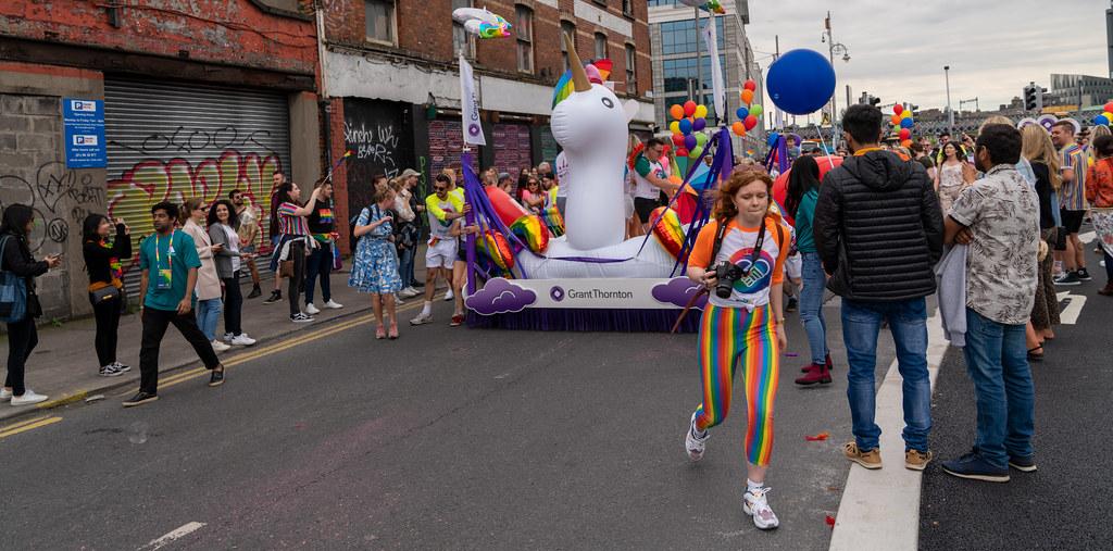 DUBLIN LGBTQ PRIDE PARADE 2019 [NEAR MOSS STREET - TALBOT BRIDGE]-153882