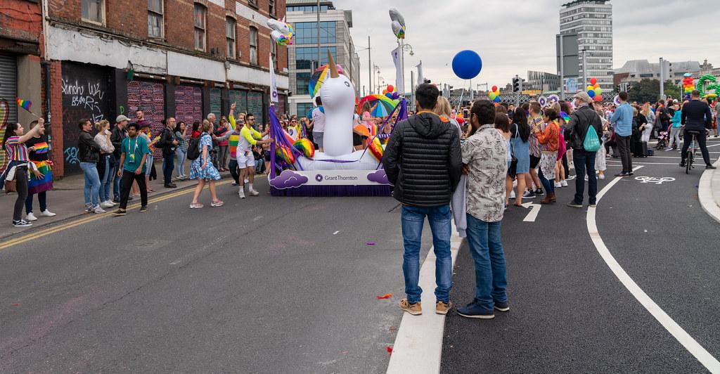 DUBLIN LGBTQ PRIDE PARADE 2019 [NEAR MOSS STREET - TALBOT BRIDGE]-153881