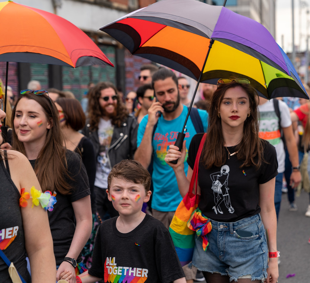 DUBLIN LGBTQ PRIDE PARADE 2019 [NEAR MOSS STREET - TALBOT BRIDGE]-153878