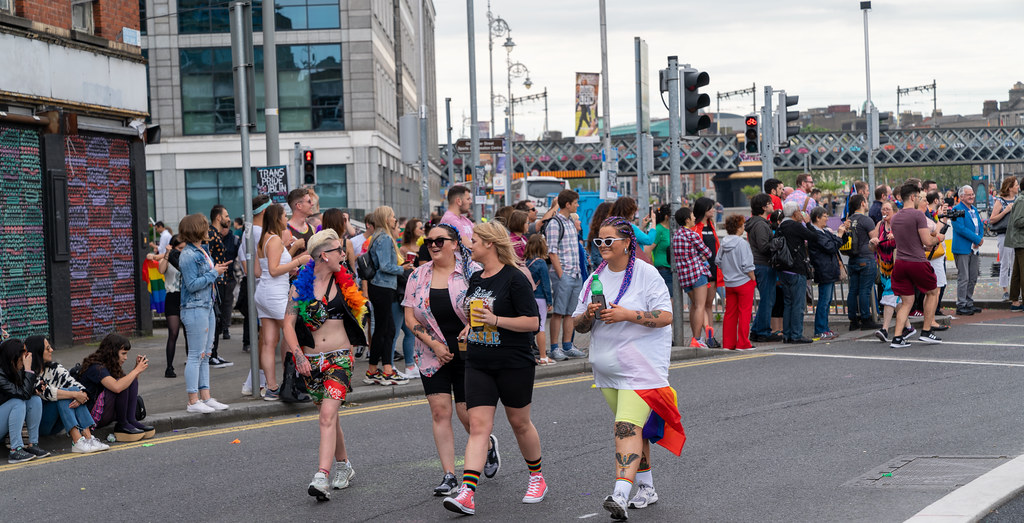 DUBLIN LGBTQ PRIDE PARADE 2019 [NEAR MOSS STREET - TALBOT BRIDGE]-153873