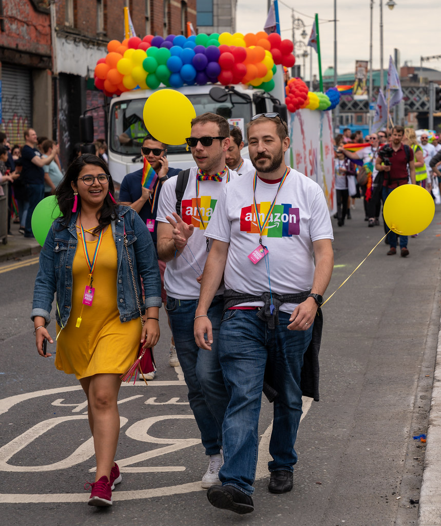 DUBLIN LGBTQ PRIDE PARADE 2019 [NEAR MOSS STREET - TALBOT BRIDGE]-153865