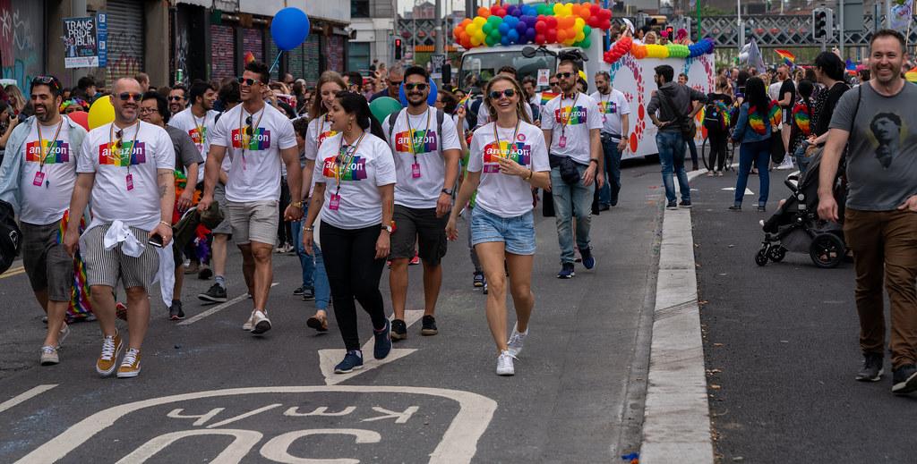 DUBLIN LGBTQ PRIDE PARADE 2019 [NEAR MOSS STREET - TALBOT BRIDGE]-153863