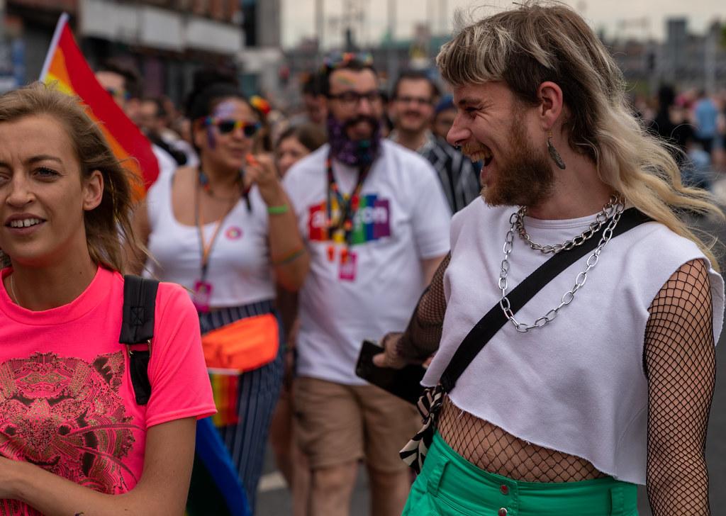 DUBLIN LGBTQ PRIDE PARADE 2019 [NEAR MOSS STREET - TALBOT BRIDGE]-153857