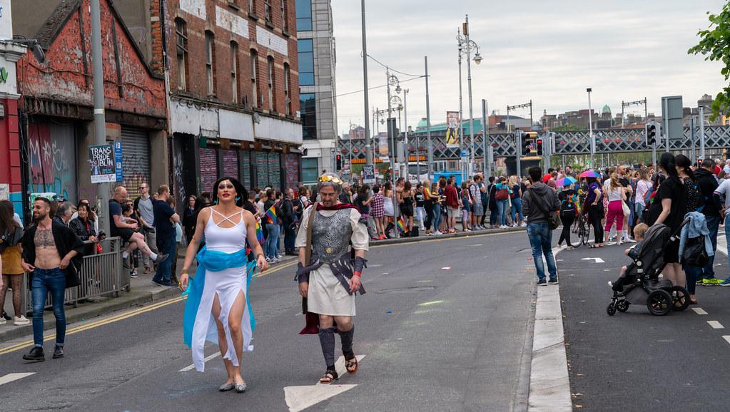 DUBLIN LGBTQ PRIDE PARADE 2019 [NEAR MOSS STREET - TALBOT BRIDGE]-153847