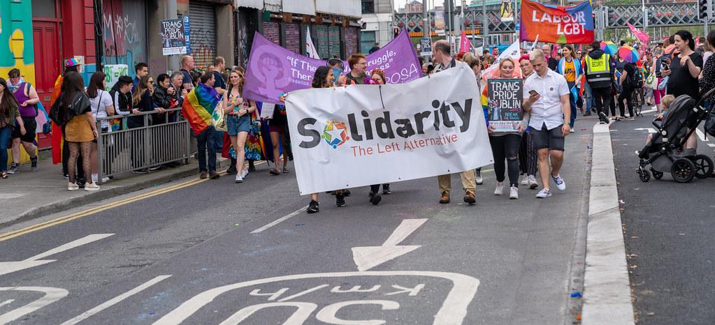 DUBLIN LGBTQ PRIDE PARADE 2019 [NEAR MOSS STREET - TALBOT BRIDGE]-153835