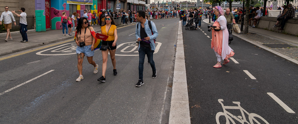 DUBLIN LGBTQ PRIDE PARADE 2019 [NEAR MOSS STREET - TALBOT BRIDGE]-153832