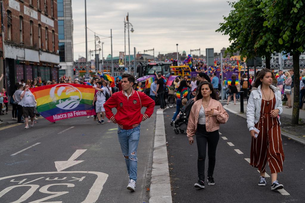 DUBLIN LGBTQ PRIDE PARADE 2019 [NEAR MOSS STREET - TALBOT BRIDGE]-153822