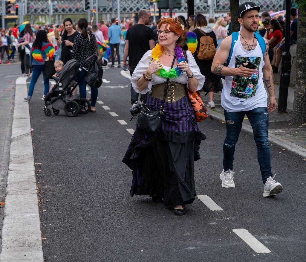 DUBLIN LGBTQ PRIDE PARADE 2019 [NEAR MOSS STREET - TALBOT BRIDGE]-153820