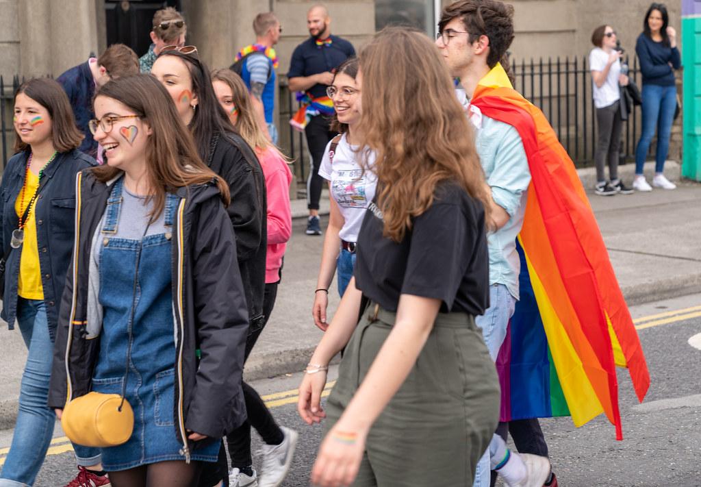 DUBLIN LGBTQ PRIDE PARADE 2019 [NEAR MOSS STREET - TALBOT BRIDGE]-153819