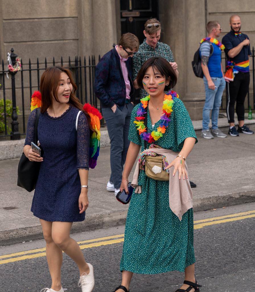 DUBLIN LGBTQ PRIDE PARADE 2019 [NEAR MOSS STREET - TALBOT BRIDGE]-153818