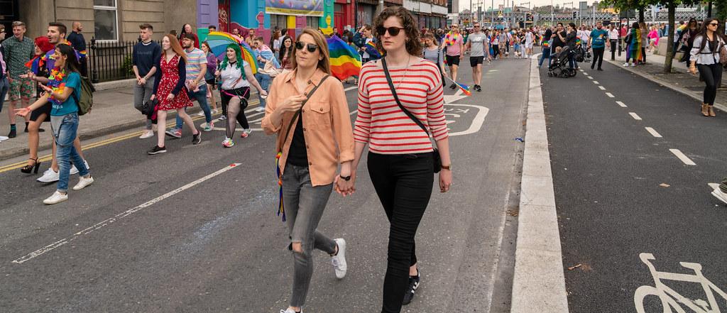 DUBLIN LGBTQ PRIDE PARADE 2019 [NEAR MOSS STREET - TALBOT BRIDGE]-153815