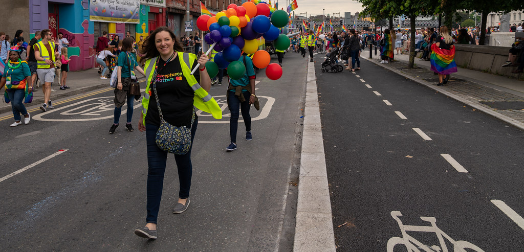 DUBLIN LGBTQ PRIDE PARADE 2019 [NEAR MOSS STREET - TALBOT BRIDGE]-153806