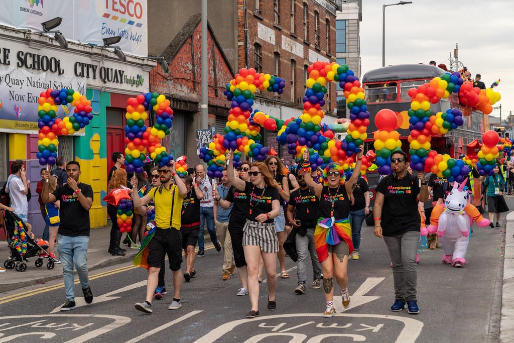 DUBLIN LGBTQ PRIDE PARADE 2019 [NEAR MOSS STREET - TALBOT BRIDGE]-153803