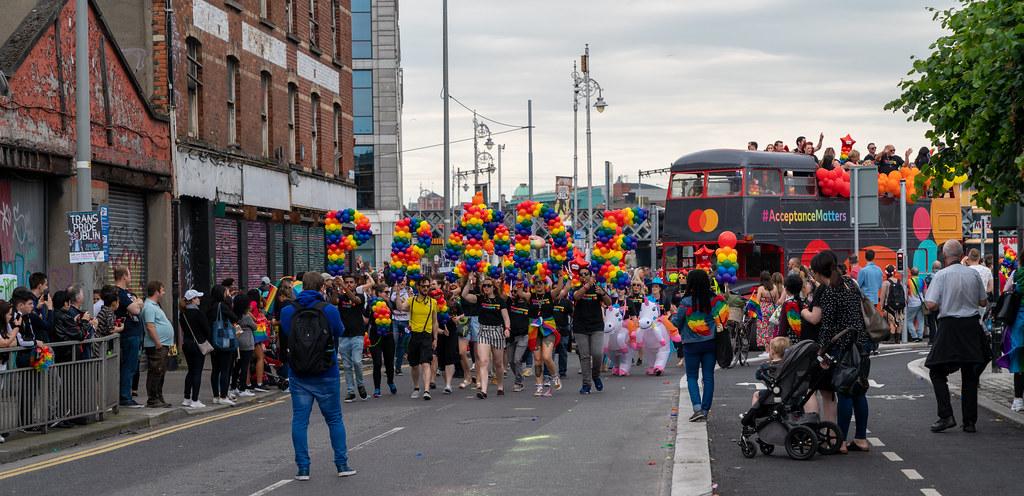 DUBLIN LGBTQ PRIDE PARADE 2019 [NEAR MOSS STREET - TALBOT BRIDGE]-153801