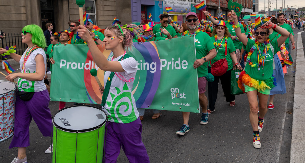 DUBLIN LGBTQ PRIDE PARADE 2019 [NEAR MOSS STREET - TALBOT BRIDGE]-153796