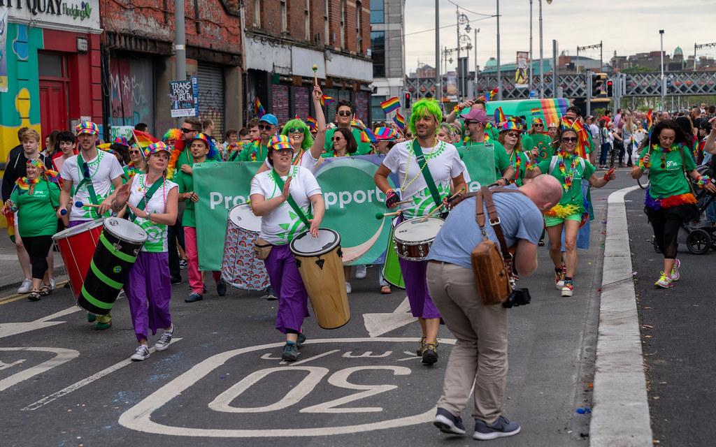 DUBLIN LGBTQ PRIDE PARADE 2019 [NEAR MOSS STREET - TALBOT BRIDGE]-153795