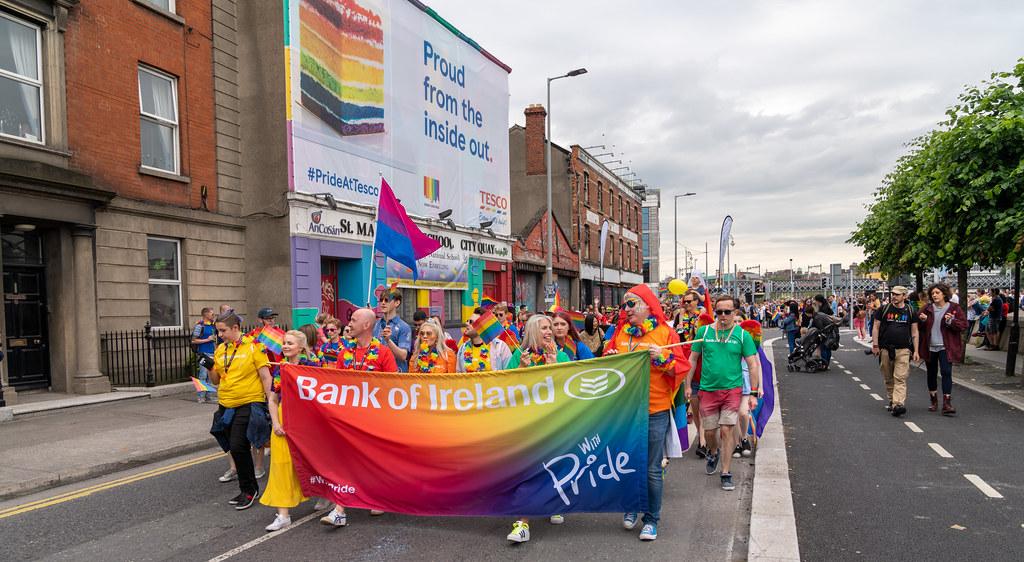 DUBLIN LGBTQ PRIDE PARADE 2019 [NEAR MOSS STREET - TALBOT BRIDGE]-153790
