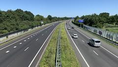 A28 fietsbrug Zeepad Harderwijk-6 (European Roads) Tags: a28 fietsbrug zeepad harderwijk netherlands gelderland