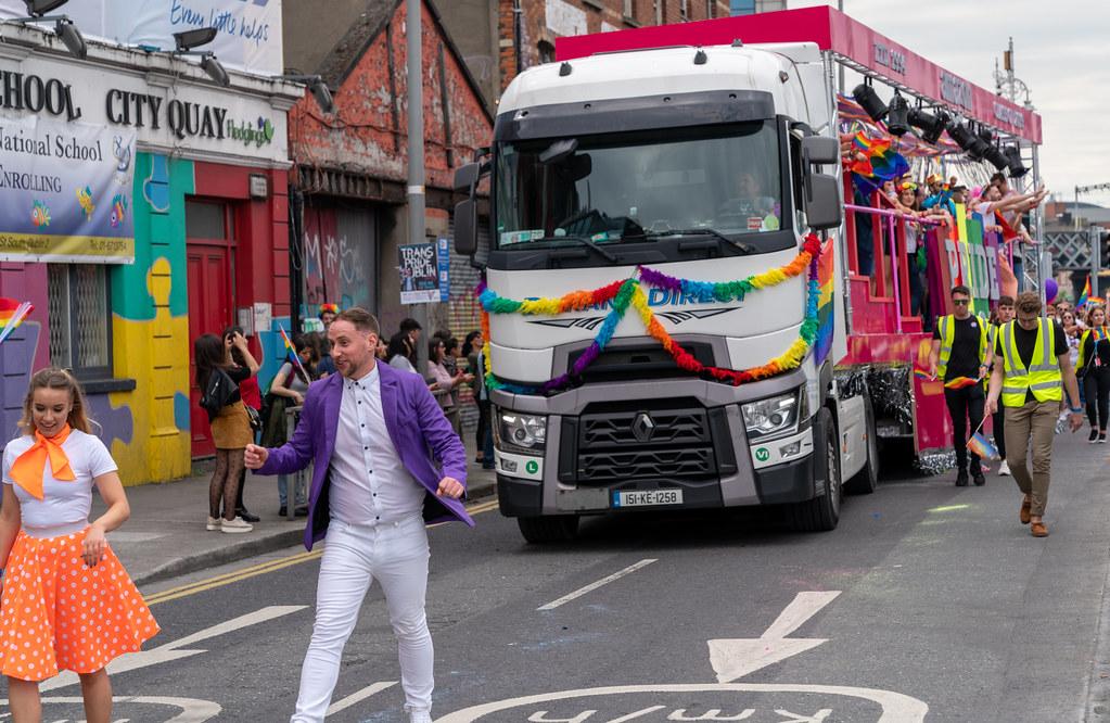 DUBLIN LGBTQ PRIDE PARADE 2019 [NEAR MOSS STREET - TALBOT BRIDGE]-153853