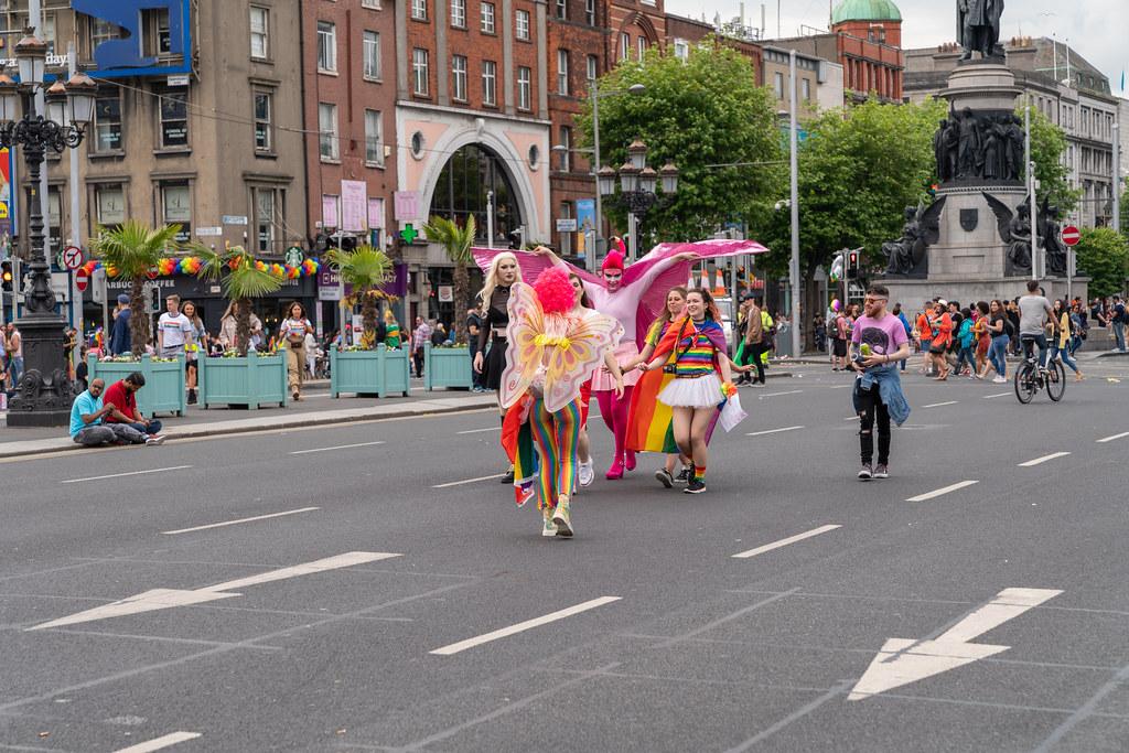 DUBLIN LGBTQ PRIDE PARADE 2019 [NEAR MOSS STREET - TALBOT BRIDGE]-153939