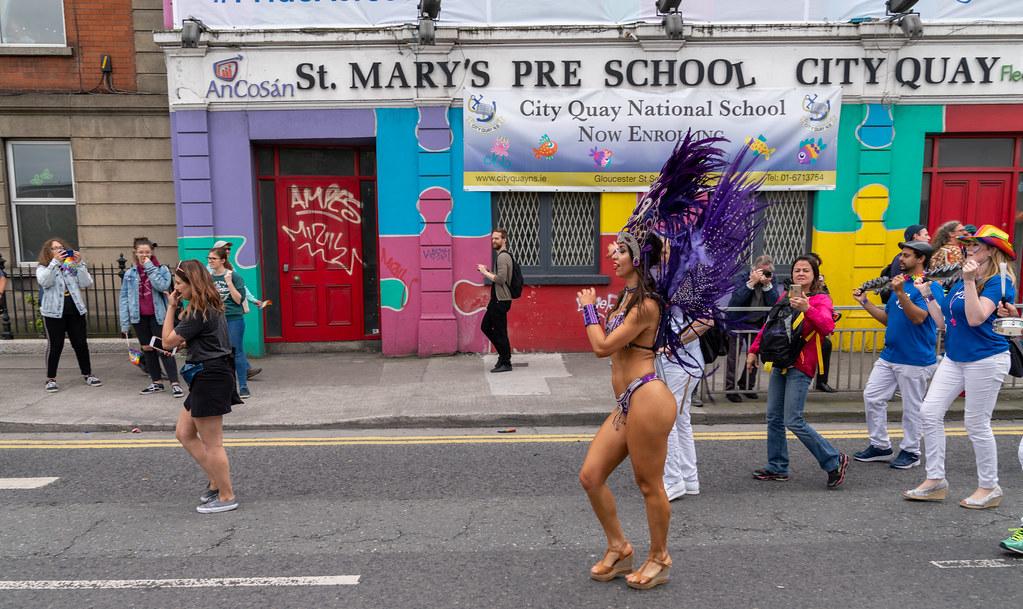 DUBLIN LGBTQ PRIDE PARADE 2019 [NEAR MOSS STREET - TALBOT BRIDGE]-153935