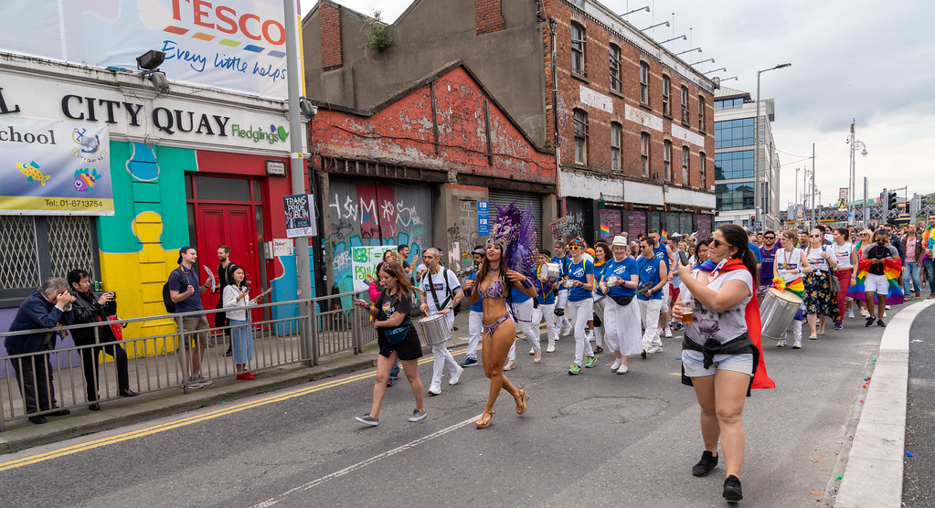 DUBLIN LGBTQ PRIDE PARADE 2019 [NEAR MOSS STREET - TALBOT BRIDGE]-153934