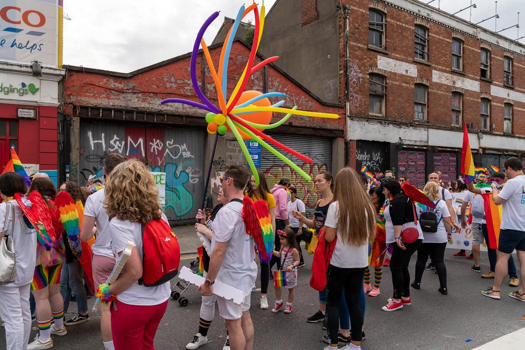 DUBLIN LGBTQ PRIDE PARADE 2019 [NEAR MOSS STREET - TALBOT BRIDGE]-153927