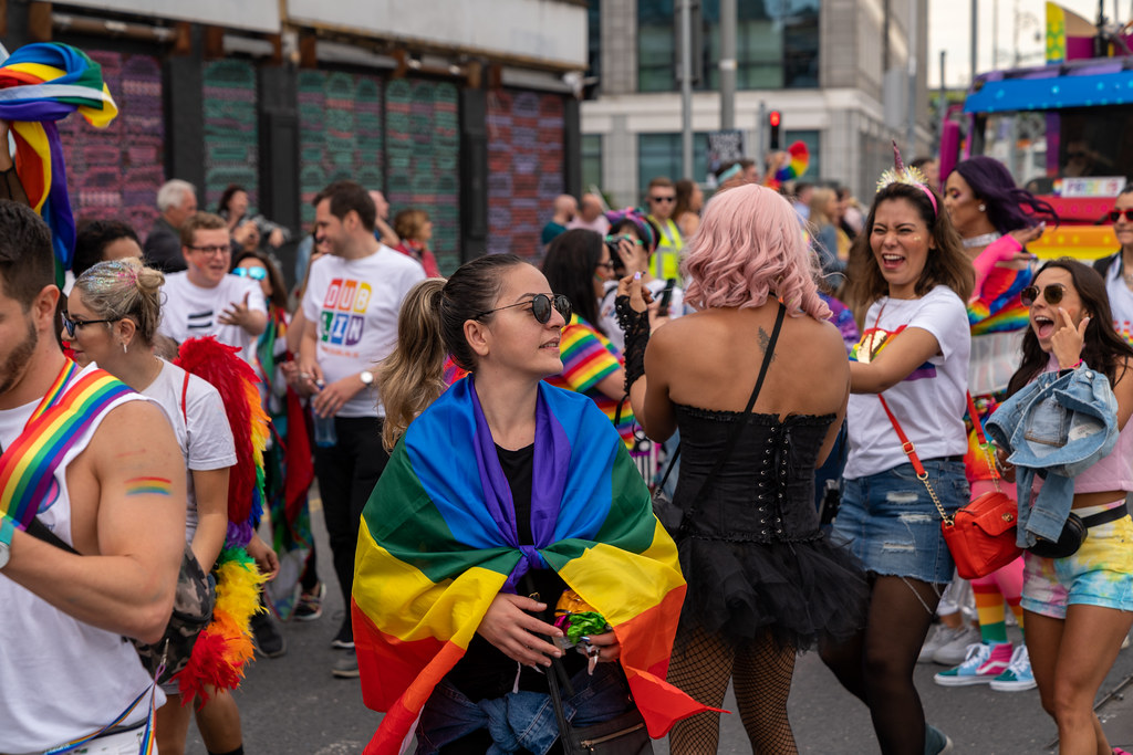 DUBLIN LGBTQ PRIDE PARADE 2019 [NEAR MOSS STREET - TALBOT BRIDGE]-153919
