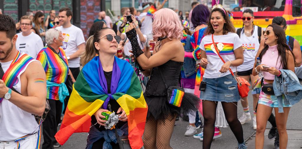 DUBLIN LGBTQ PRIDE PARADE 2019 [NEAR MOSS STREET - TALBOT BRIDGE]-153918