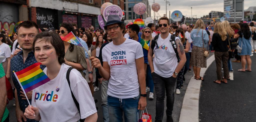 DUBLIN LGBTQ PRIDE PARADE 2019 [NEAR MOSS STREET - TALBOT BRIDGE]-153917