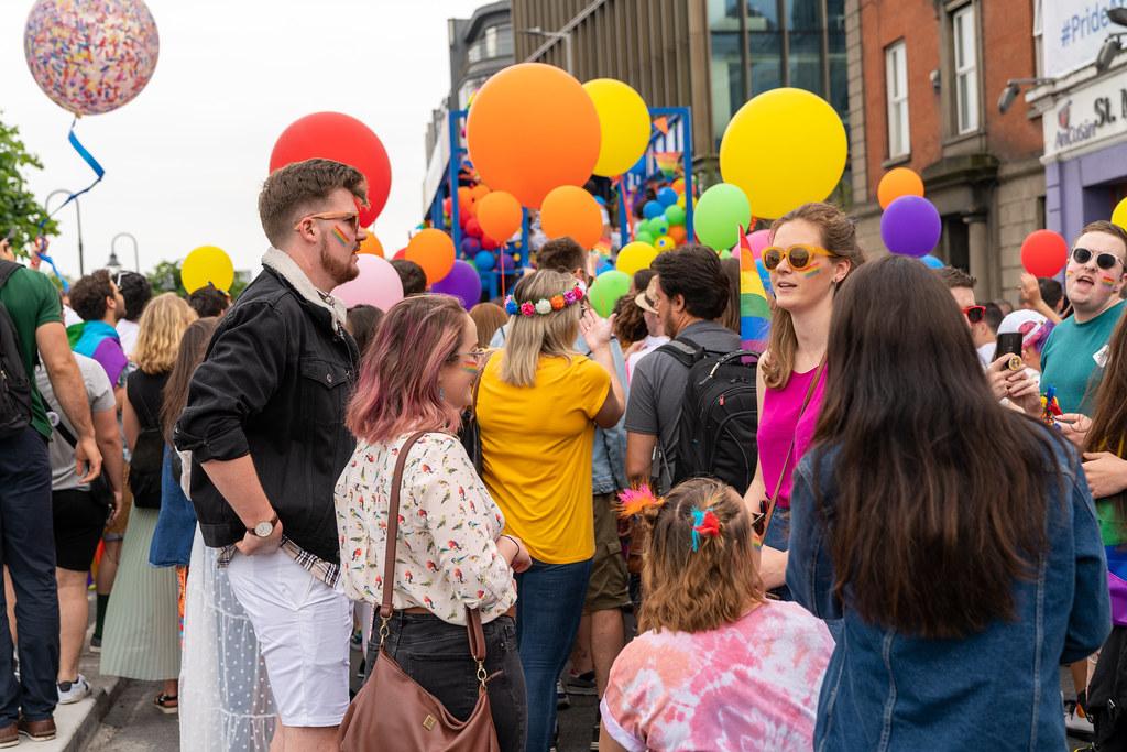 DUBLIN LGBTQ PRIDE PARADE 2019 [NEAR MOSS STREET - TALBOT BRIDGE]-153910