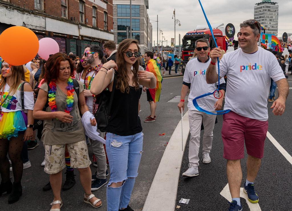 DUBLIN LGBTQ PRIDE PARADE 2019 [NEAR MOSS STREET - TALBOT BRIDGE]-153905