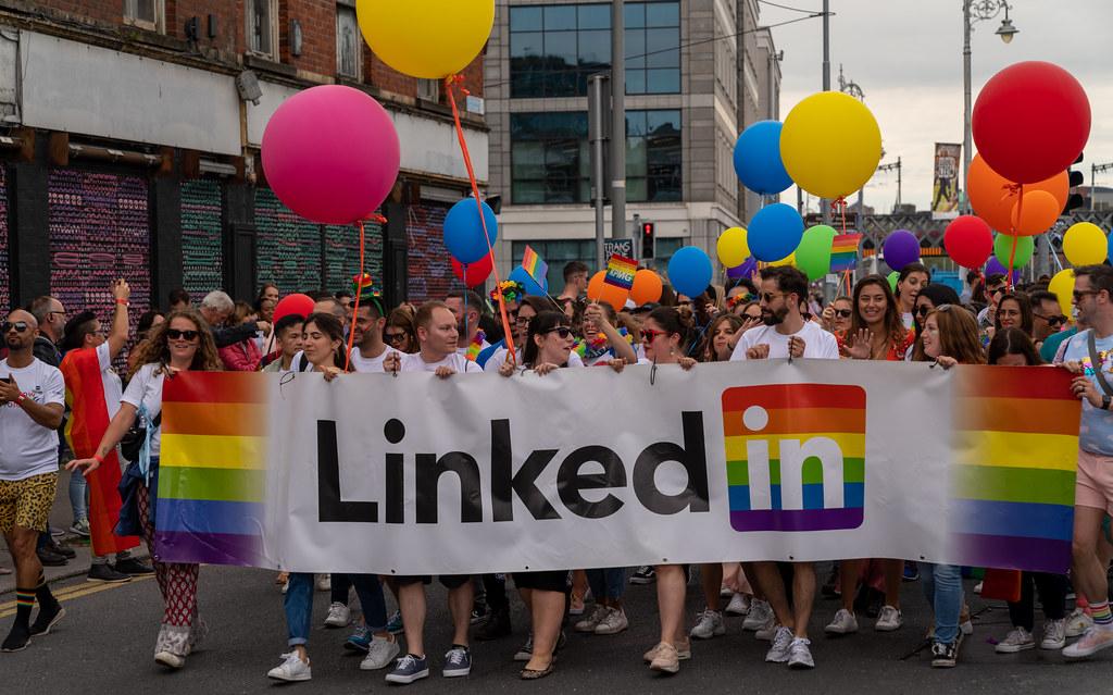 DUBLIN LGBTQ PRIDE PARADE 2019 [NEAR MOSS STREET - TALBOT BRIDGE]-153901
