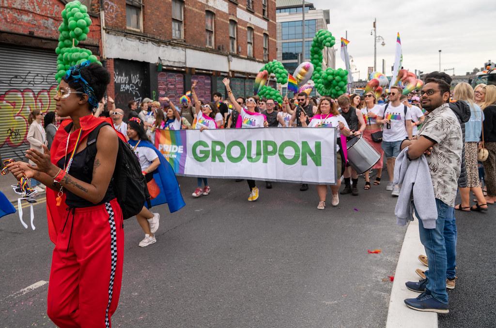 DUBLIN LGBTQ PRIDE PARADE 2019 [NEAR MOSS STREET - TALBOT BRIDGE]-153893