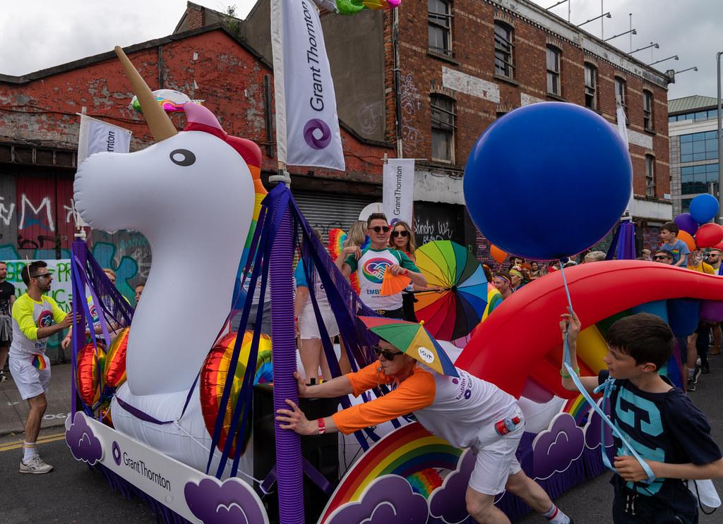 DUBLIN LGBTQ PRIDE PARADE 2019 [NEAR MOSS STREET - TALBOT BRIDGE]-153884