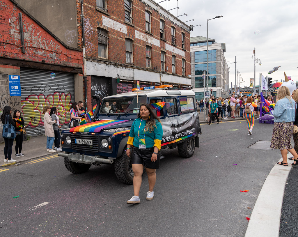 DUBLIN LGBTQ PRIDE PARADE 2019 [NEAR MOSS STREET - TALBOT BRIDGE]-153880