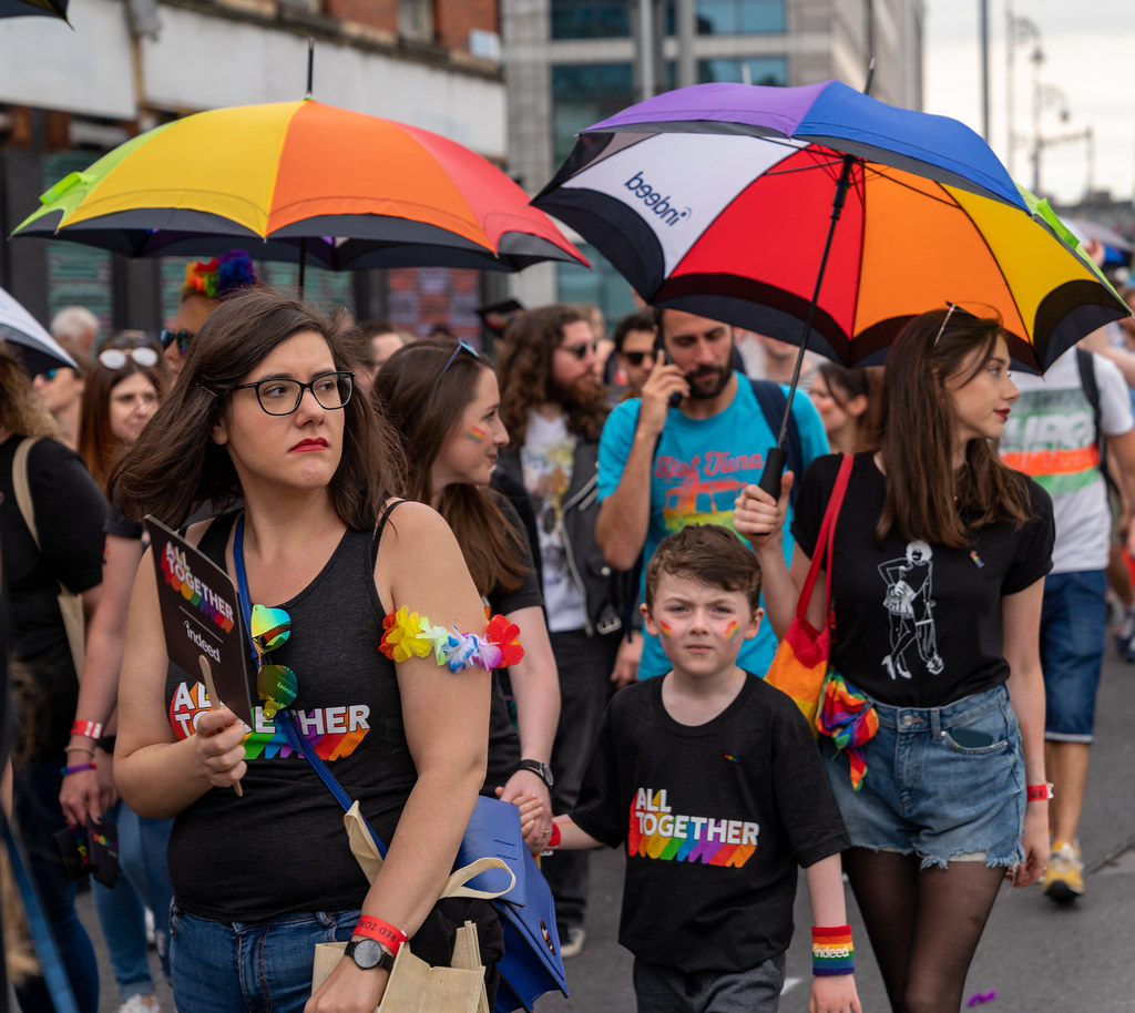 DUBLIN LGBTQ PRIDE PARADE 2019 [NEAR MOSS STREET - TALBOT BRIDGE]-153877