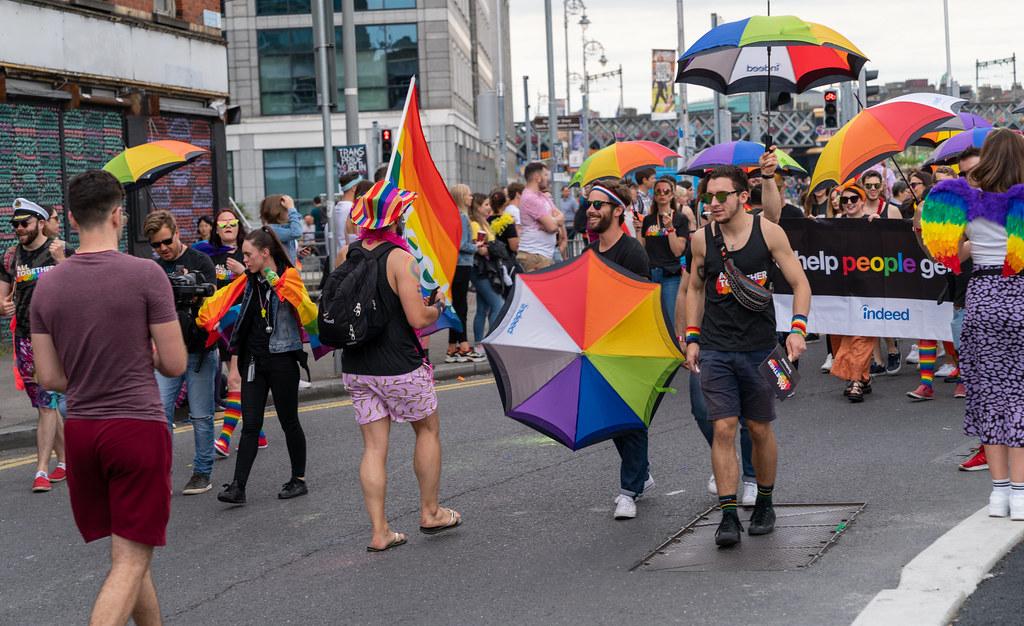 DUBLIN LGBTQ PRIDE PARADE 2019 [NEAR MOSS STREET - TALBOT BRIDGE]-153874