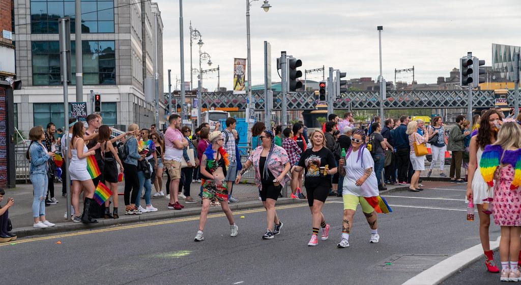 DUBLIN LGBTQ PRIDE PARADE 2019 [NEAR MOSS STREET - TALBOT BRIDGE]-153872