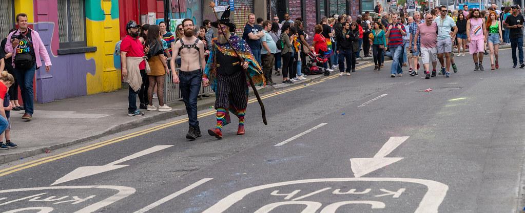 DUBLIN LGBTQ PRIDE PARADE 2019 [NEAR MOSS STREET - TALBOT BRIDGE]-153869