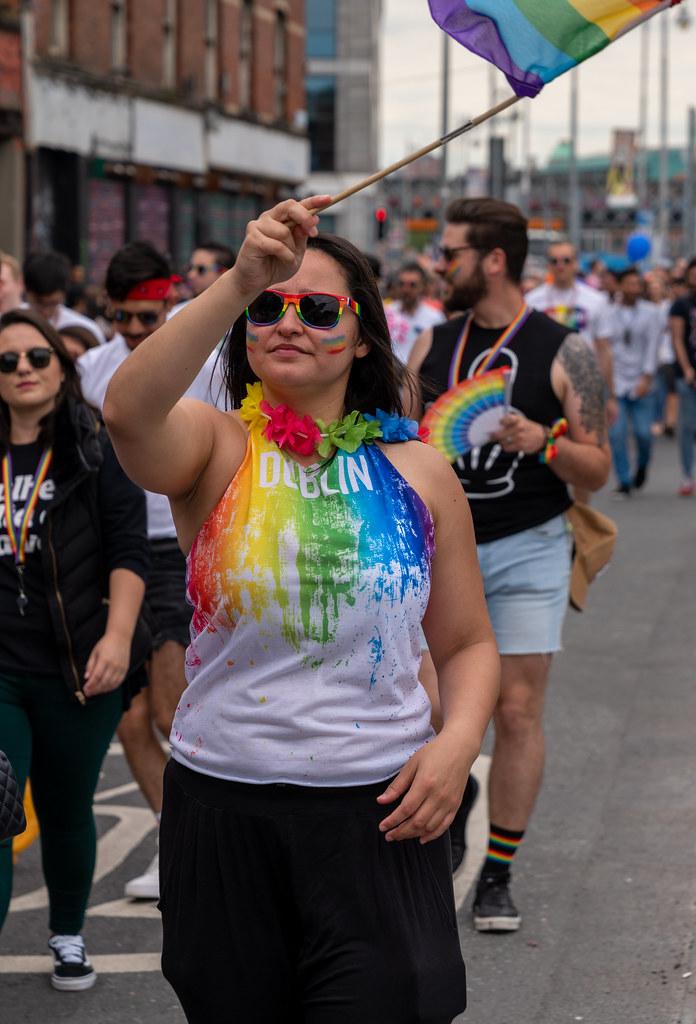 DUBLIN LGBTQ PRIDE PARADE 2019 [NEAR MOSS STREET - TALBOT BRIDGE]-153861
