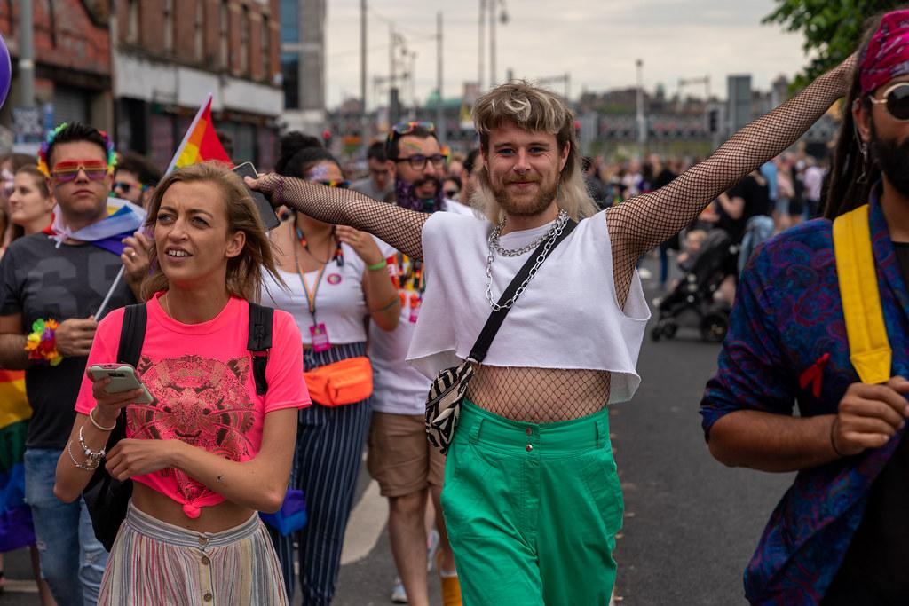 DUBLIN LGBTQ PRIDE PARADE 2019 [NEAR MOSS STREET - TALBOT BRIDGE]-153856
