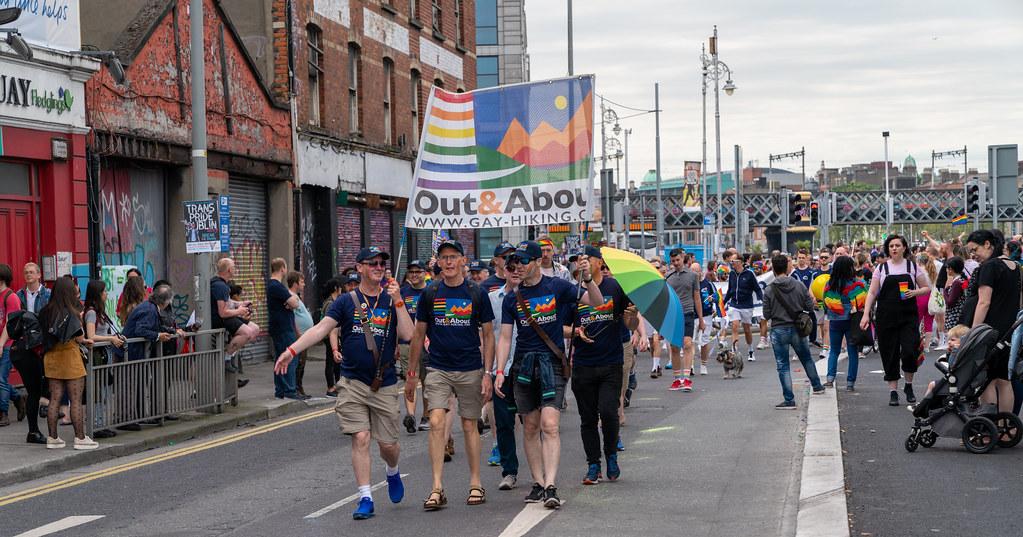 DUBLIN LGBTQ PRIDE PARADE 2019 [NEAR MOSS STREET - TALBOT BRIDGE]-153849