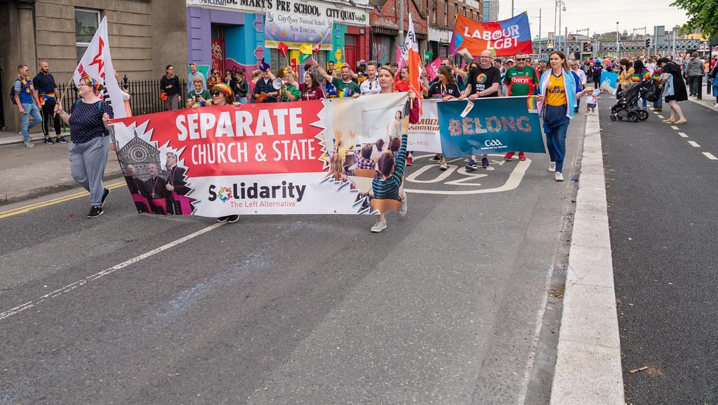 DUBLIN LGBTQ PRIDE PARADE 2019 [NEAR MOSS STREET - TALBOT BRIDGE]-153838
