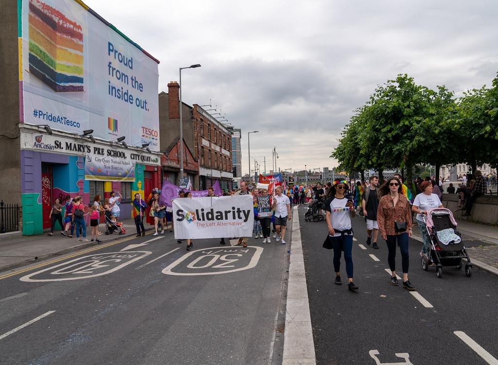 DUBLIN LGBTQ PRIDE PARADE 2019 [NEAR MOSS STREET - TALBOT BRIDGE]-153836