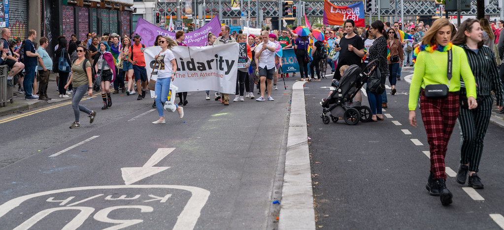DUBLIN LGBTQ PRIDE PARADE 2019 [NEAR MOSS STREET - TALBOT BRIDGE]-153833
