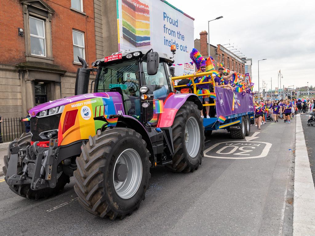 DUBLIN LGBTQ PRIDE PARADE 2019 [NEAR MOSS STREET - TALBOT BRIDGE]-153829